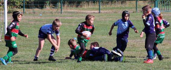 Ecole de Rugby  Samedi 26/09/20 à Chartres